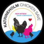 Katrineholm chicken save logotyp utan bakgrund